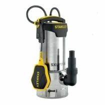 Merülő szivattyú 1100W Inox szennyvízhez STANLEY SXUP1100XDE