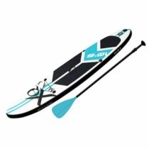 SUP felfújható állószörf kék színben, 320x76x15cm XQMAX