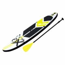 SUP felfújható állószörf zöld színben, 320x76x15cm XQMAX